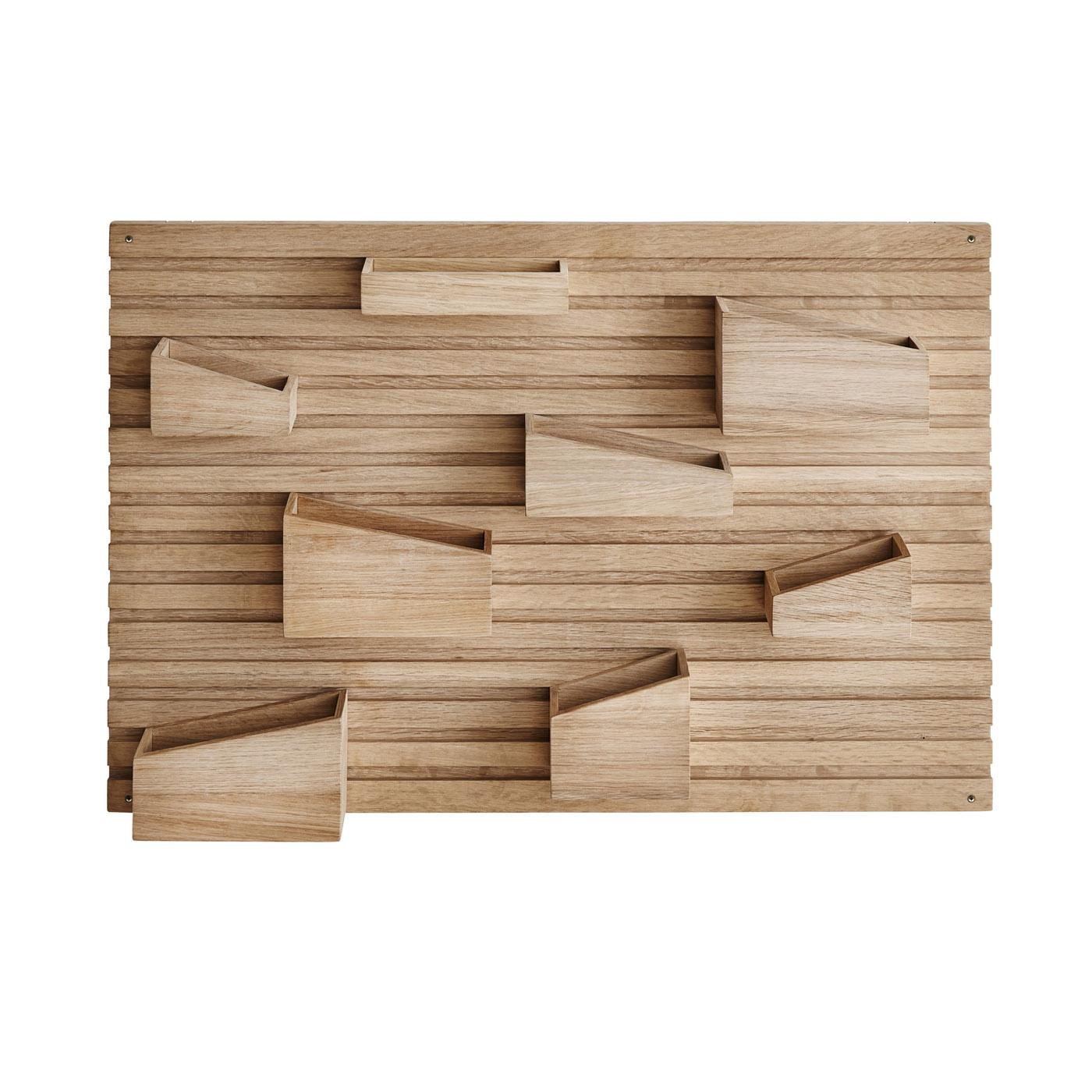Basic boxmadras - sort/hvid, 120 x 200, inkl. metalben & topmadras
